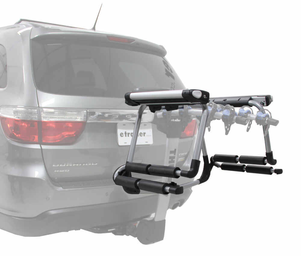 Thule Tram Ski and Snowboard Carrier Adapter for Hitch-Mounted Bike Racks 6 Pairs of Skis,4 Snowboards TH9033