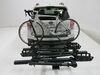 Hitch Bike Racks TH9034XT-9036XT - Bike and Hitch Lock - Thule on 2017 Subaru Forester