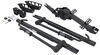 TH9034XT - Bike and Hitch Lock Thule Platform Rack