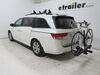 2015 honda odyssey hitch bike racks thule platform rack fits 1-1/4 inch 2 and on a vehicle