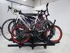 0  hitch bike racks thule platform rack fits 2 inch in use