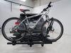 0  hitch bike racks thule fold-up rack tilt-away 2 bikes 4 on a vehicle