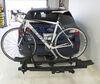 2017 subaru outback wagon hitch bike racks thule fold-up rack tilt-away 2 bikes on a vehicle