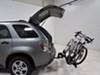 0  hitch bike racks thule 2 bikes fits 1-1/4 inch th9045