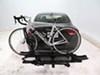 2015 chrysler 200 hitch bike racks thule fold-up rack tilt-away 2 bikes in use