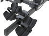 thule hitch bike racks platform rack fits 1-1/4 and 2 inch doubletrack pro xt for bikes - hitches frame mount