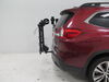 2019 subaru ascent hitch bike racks thule hanging rack 4 bikes camber - 1-1/4 inch and 2 hitches tilting steel