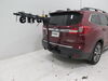 2019 subaru ascent hitch bike racks thule tilt-away rack fold-up fits 1-1/4 inch 2 and th9056