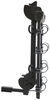 thule hitch bike racks hanging rack 4 bikes camber - 1-1/4 inch and 2 hitches tilting steel