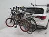 0  hitch bike racks thule tilt-away rack fold-up fits 1-1/4 inch 2 and th9056