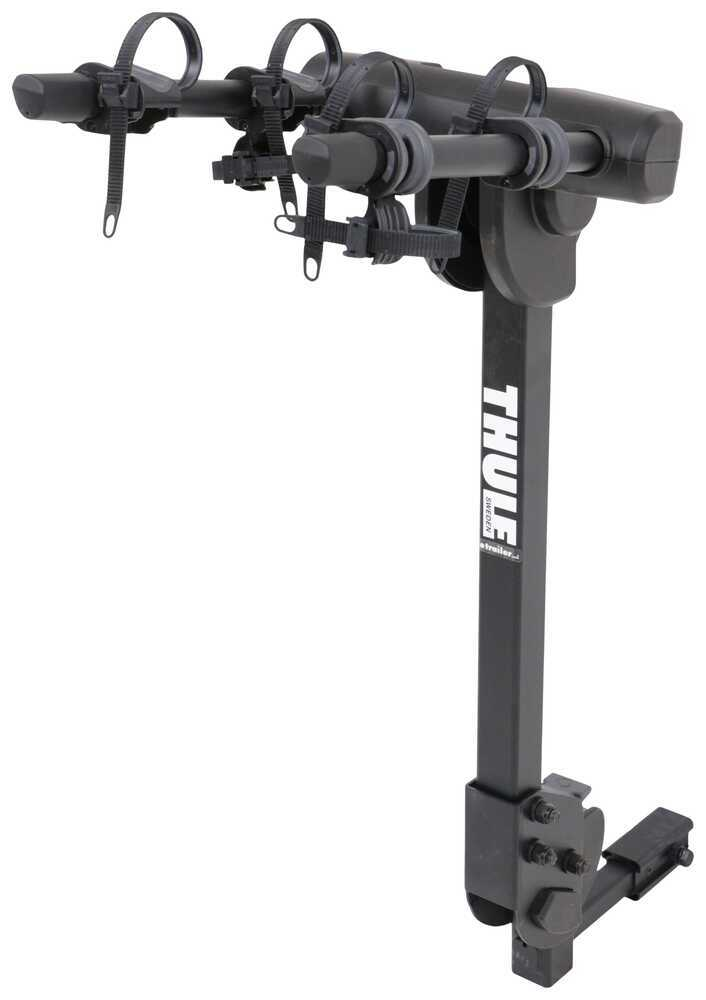 Thule Fits 1-1/4 Inch Hitch,Fits 2 Inch Hitch,Fits 1-1/4 and 2 Inch Hitch Hitch Bike Racks - TH9058