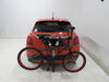 0  hitch bike racks thule hanging rack 2 bikes camber - 1-1/4 inch and hitches tilting steel
