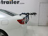 Thule Passage 2 Bike Carrier - Trunk Mount 2 Bikes TH910XT on 2012 Toyota Camry