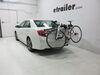 Thule Trunk Bike Racks - TH910XT on 2012 Toyota Camry