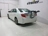 TH910XT - Non-Retractable Thule Frame Mount - Anti-Sway on 2012 Toyota Camry