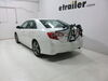 Thule Passage 2 Bike Carrier - Trunk Mount Locks Not Included TH910XT on 2012 Toyota Camry