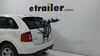 Thule Passage 2 Bike Carrier - Trunk Mount Locks Not Included TH910XT on 2013 Ford Edge