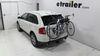 Thule Trunk Bike Racks - TH910XT on 2013 Ford Edge