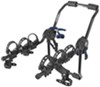 thule trunk bike racks fits most factory spoilers adjustable arms passage 3 carrier - mount