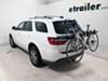 2015 dodge durango trunk bike racks thule frame mount - anti-sway adjustable arms passage 3 carrier