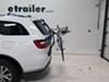 2015 dodge durango trunk bike racks thule frame mount - anti-sway 3 bikes on a vehicle