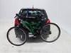0  trunk bike racks thule frame mount - anti-sway fits most factory spoilers th911xt