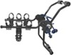 thule trunk bike racks frame mount - anti-sway fits most factory spoilers passage 3 carrier