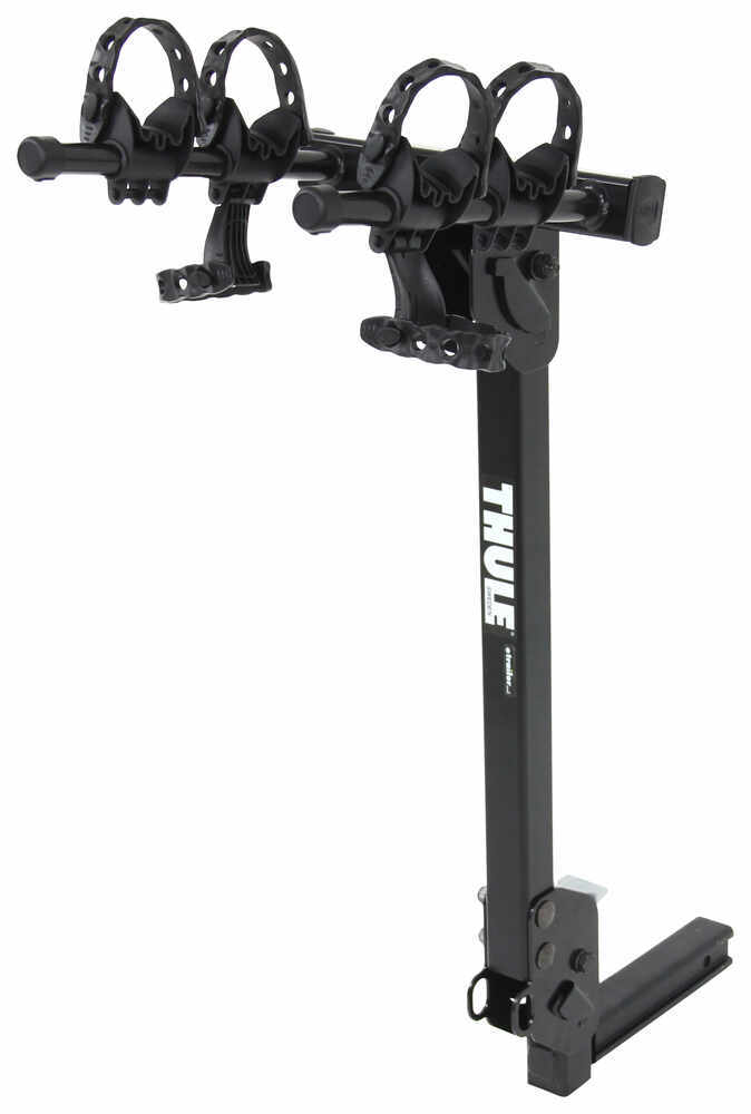 TH912XTR - Fits 1-1/4 Inch Hitch,Fits 2 Inch Hitch,Fits 1-1/4 and 2 Inch Hitch Thule Hanging Rack