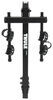 thule hitch bike racks hanging rack tilt-away fold-up roadway 2 - 1-1/4 inch and hitches tilting