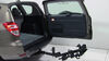 Hitch Bike Racks TH934XTR - Frame Mount - Thule on 2012 Toyota RAV4