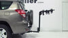 "Thule Hitching Post Pro - Folding Tilting 4 Bike Rack w Anti-Sway - 1-1/4"" and 2"" Hitches Locks Not Included TH934XTR on 2012 Toyota RAV4"