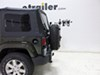 Spare Tire Bike Racks TH963PRO - 2 Bikes - Thule on 2015 Jeep Wrangler Unlimited
