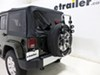 Spare Tire Bike Racks TH963PRO - Dual Arm - Thule on 2015 Jeep Wrangler Unlimited