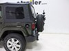 Thule Spare Tire Bike Racks - TH963PRO on 2015 Jeep Wrangler Unlimited