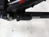 """Thule Doubletrack Platform-Style 2 Bike Rack for 1-1/4"""" and 2"""" Hitches - Frame Mount Fold-Up Rack TH990XT"""
