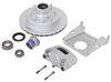 titan trailer brakes brake assembly hub and rotor