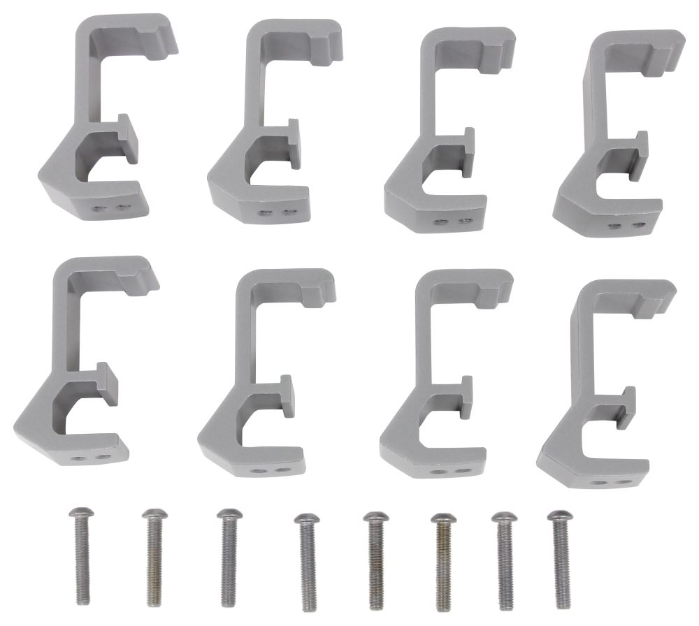 THXK4 - Bed Rail System Adapter Thule Ladder Racks
