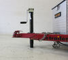 "Round A-Frame Trailer Jack - Sidewind - 15-5/8"" Travel - 5,000 lbs No Wheel or Foot TJA-5000S-B"