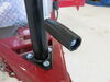 0  trailer jack etrailer standard a-frame sidewind on a vehicle