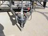 """Ram Round A-Frame Trailer Jack - Topwind - 14-7/8"""" Travel - Zinc - 3,000 lbs Topwind Jack TJA-5000T-Z"""