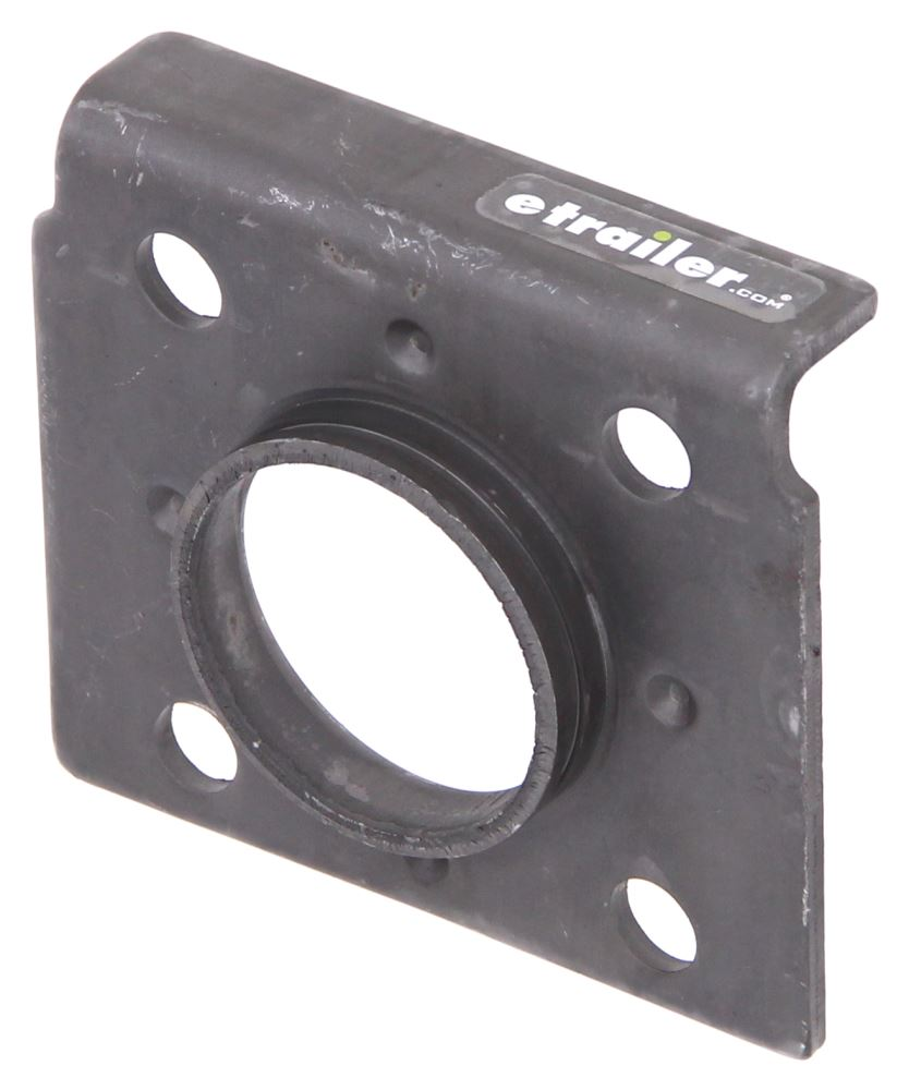 Replacement Mounting Bracket for etrailer and Ram Snap Ring Swivel Jacks - Weld On Mounting Brackets TJB-MB