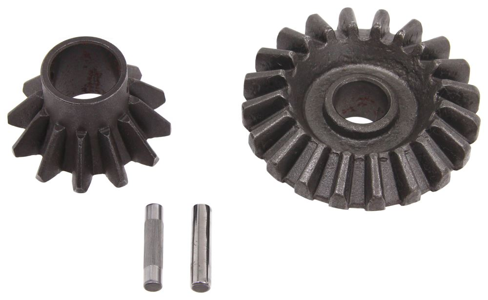 Replacement Sidewind Gear Kit for etrailer and Ram Square, Direct Weld Jacks - 10,000 lbs Gears TJD-12000-GR