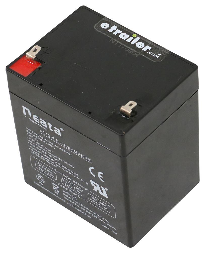 Accessories and Parts TK2023 - 12V Battery - Tekonsha