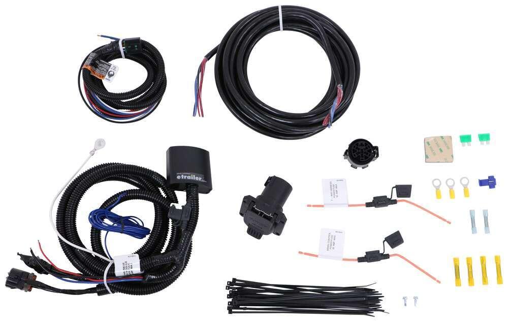 Tekonsha Custom Fit Vehicle Wiring - TK24FR