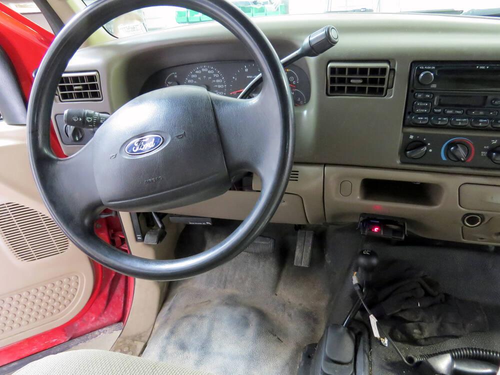 Tekonsha Trailer Brake Controller For 2004 Ford F