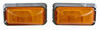 Optronics Red and Amber Trailer Lights - TL36RK