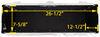 Battery Boxes TLA7708R - 27-3/4L x 9-3/4W x 13D Inch - TorkLift