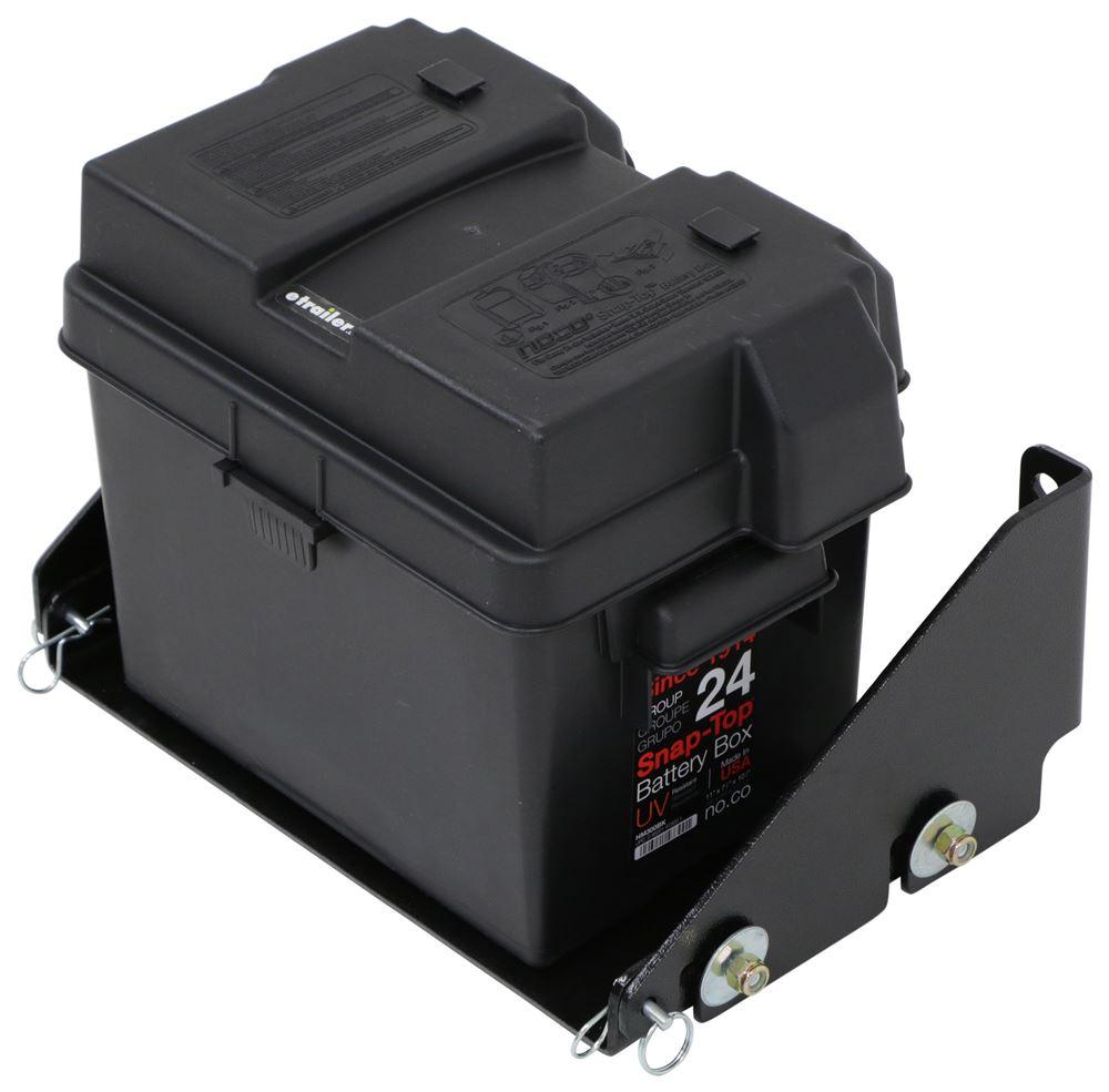 Battery Boxes TLA7726 - Custom Under-Vehicle Mount - TorkLift