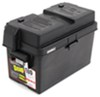TLA7730 - Black Plastic TorkLift Camper Battery Box