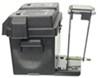 TLA7732 - Black Plastic TorkLift Camper Battery Box